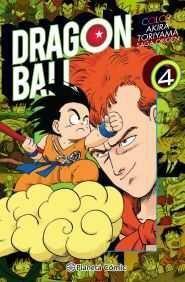 DRAGON BALL COLOR ORIGEN Y RED RIBBON #04