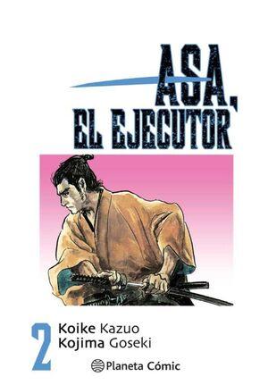 ASA, EL EJECUTOR #02 (NUEVA EDICION)