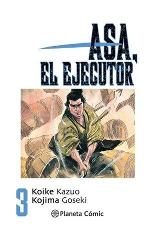 ASA, EL EJECUTOR #03 (NUEVA EDICION)