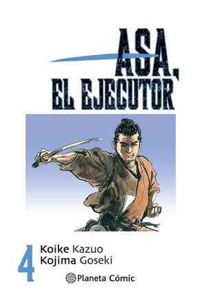 ASA, EL EJECUTOR #04 (NUEVA EDICION)