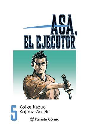 ASA, EL EJECUTOR #05 (NUEVA EDICION)