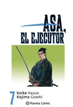 ASA, EL EJECUTOR #07 (NUEVA EDICION)