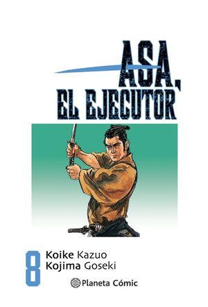 ASA, EL EJECUTOR #08 (NUEVA EDICION)