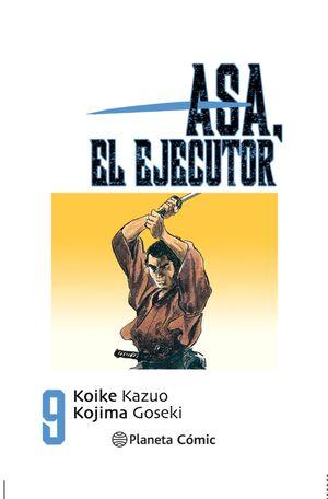 ASA EL EJECUTOR #09 (NUEVA EDICION)