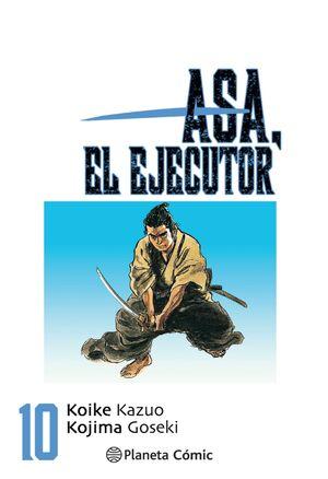 ASA, EL EJECUTOR #10 (NUEVA EDICION)