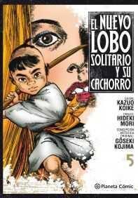 NUEVO LOBO SOLITARIO Y SU CACHORRO #05