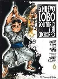 NUEVO LOBO SOLITARIO Y SU CACHORRO #06