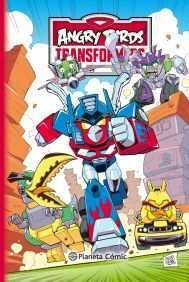 ANGRY BIRDS TRANSFORMERS #02