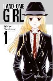 HANDSOME GIRL #01