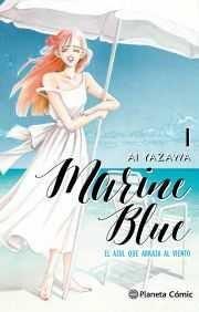 MARINE BLUE #01