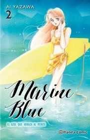 MARINE BLUE #02