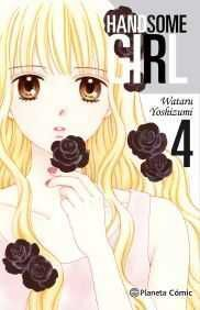 HANDSOME GIRL #04