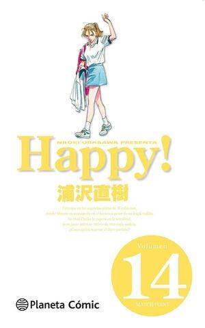 HAPPY! #14