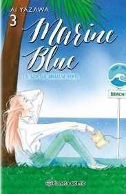 MARINE BLUE #03
