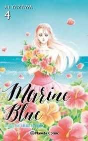 MARINE BLUE #04
