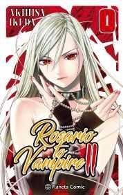 ROSARIO TO VAMPIRE II #01