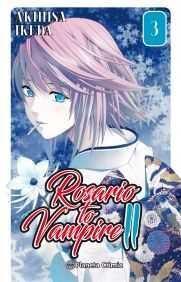 ROSARIO TO VAMPIRE II #03