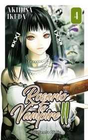 ROSARIO TO VAMPIRE II #04