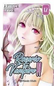 ROSARIO TO VAMPIRE II #12