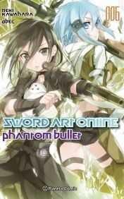 SWORD ART ONLINE #06 (NOVELA) PHANTOM BULLET 2