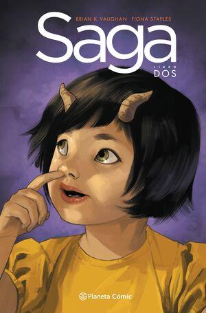 SAGA. INTEGRAL #02