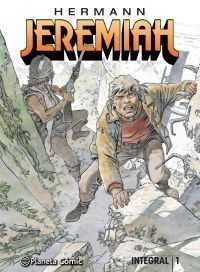 JEREMIAH. INTEGRAL #01 (NUEVA EDICION)