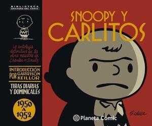 SNOOPY Y CARLITOS #01. 1950-1952 (NUEVA EDICION)