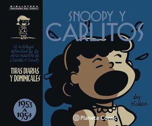 SNOOPY Y CARLITOS #02. 1953-1954 (NUEVA EDICION)