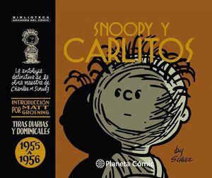 SNOOPY Y CARLITOS #03. 1955-1956 (NUEVA EDICION)