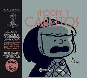 SNOOPY Y CARLITOS #05. 1959-1960 (NUEVA EDICION)