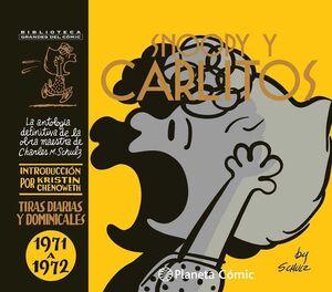 SNOOPY Y CARLITOS #11. 1971-1972 (NUEVA EDICION)