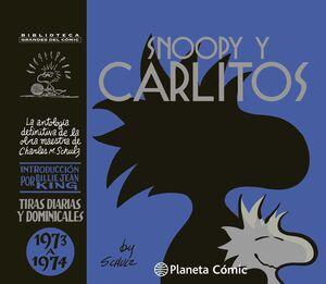 SNOOPY Y CARLITOS #12. 1973-1974 (NUEVA EDICION)
