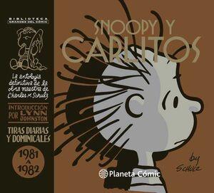 SNOOPY Y CARLITOS #16. 1981-1982 (NUEVA EDICION)