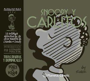 SNOOPY Y CARLITOS #17. 1983-1984 (NUEVA EDICION)