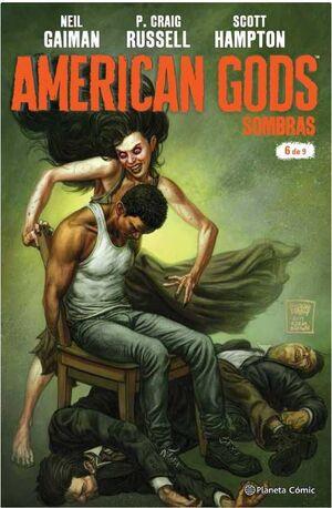 AMERICAN GODS SOMBRAS #06