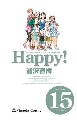 HAPPY! #15