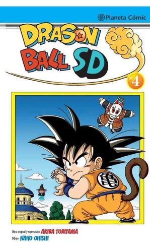 DRAGON BALL SD #04