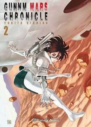 GUNNM ALITA MARS CHRONICLE #02