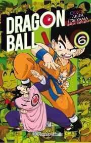 DRAGON BALL COLOR ORIGEN Y RED RIBBON #06