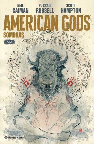 AMERICAN GODS SOMBRAS #07