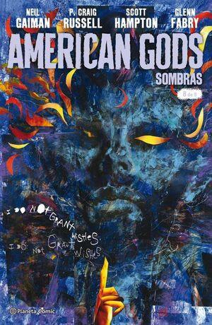 AMERICAN GODS SOMBRAS #08