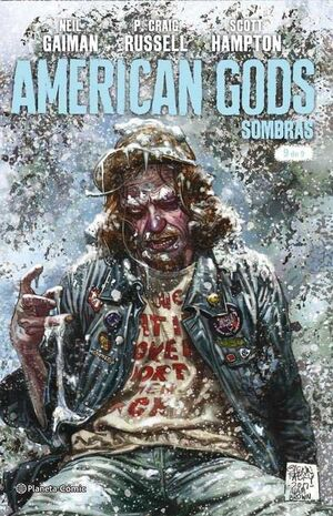 AMERICAN GODS SOMBRAS #09