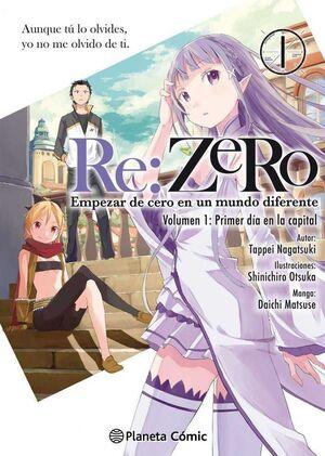 RE:ZERO #01