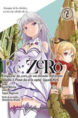 RE:ZERO #02