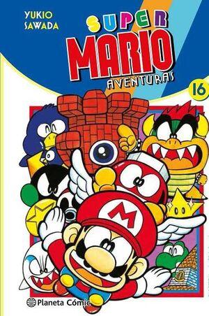 SUPER MARIO #16