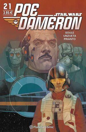 STAR WARS POE DAMERON #21