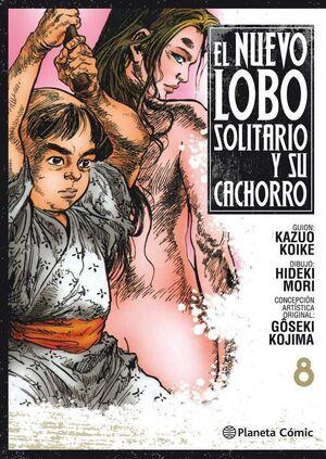 NUEVO LOBO SOLITARIO Y SU CACHORRO #08