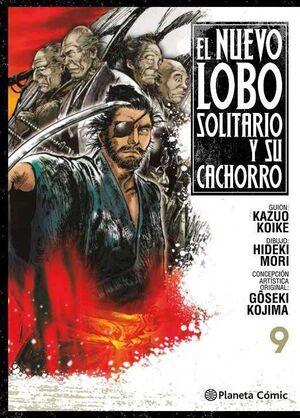 NUEVO LOBO SOLITARIO Y SU CACHORRO #09