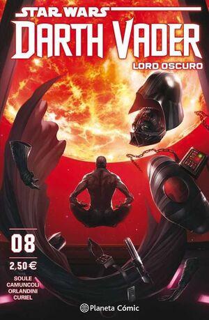 STAR WARS DARTH VADER LORD OSCURO #08