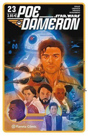 STAR WARS POE DAMERON #23
